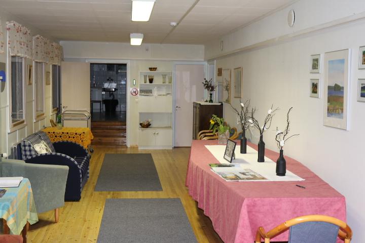 Juhlasalin aula