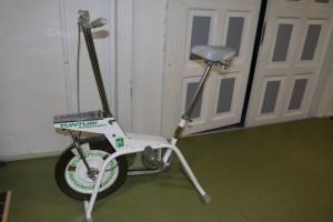 Kuntosali kuntopyörä 2