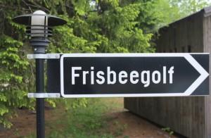 Frisbeegolf 2